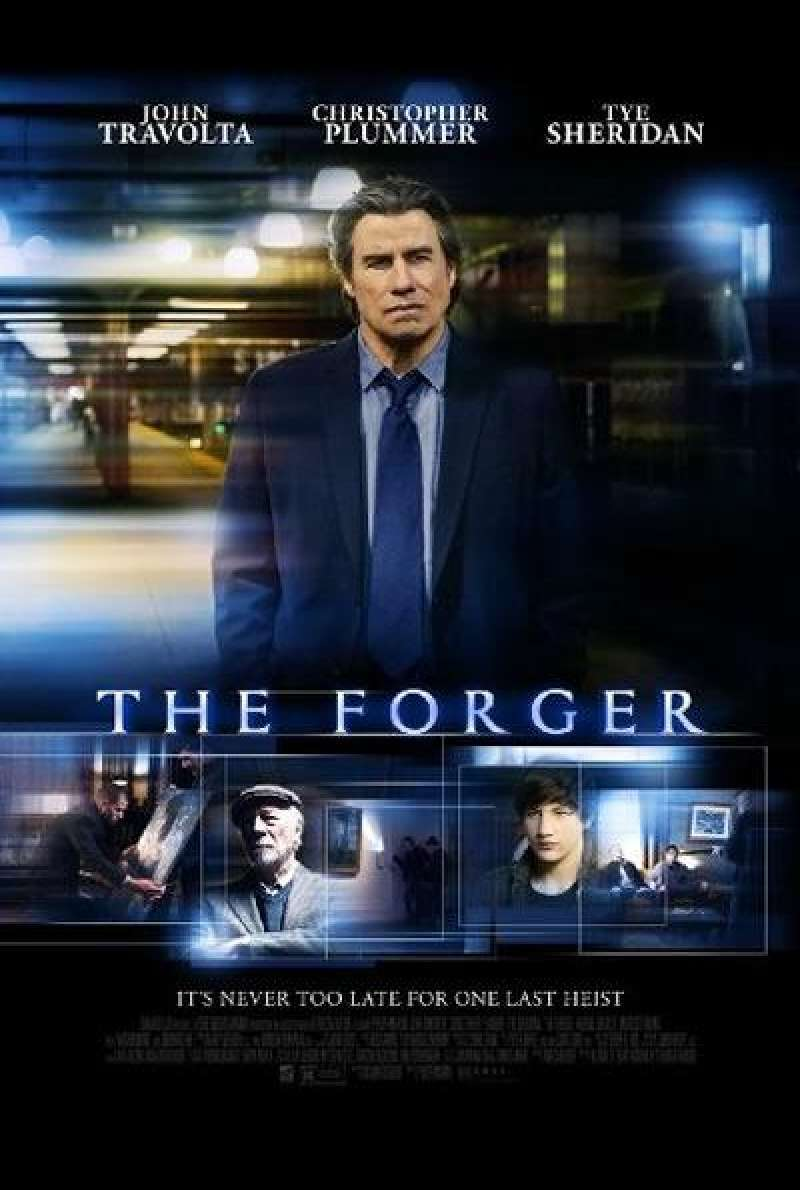 The Forger - Filmplakat (US)