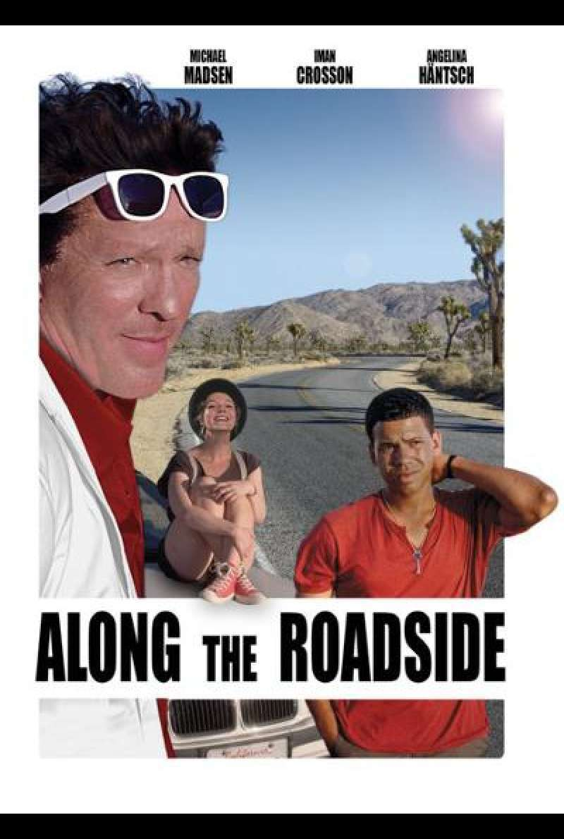 Along the Roadside  - Filmplakat (US)