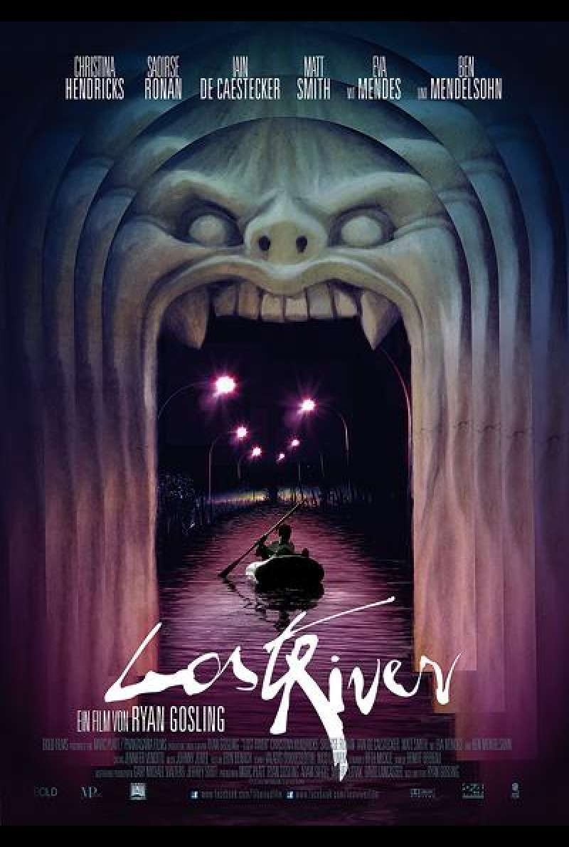Lost River - Filmplakat