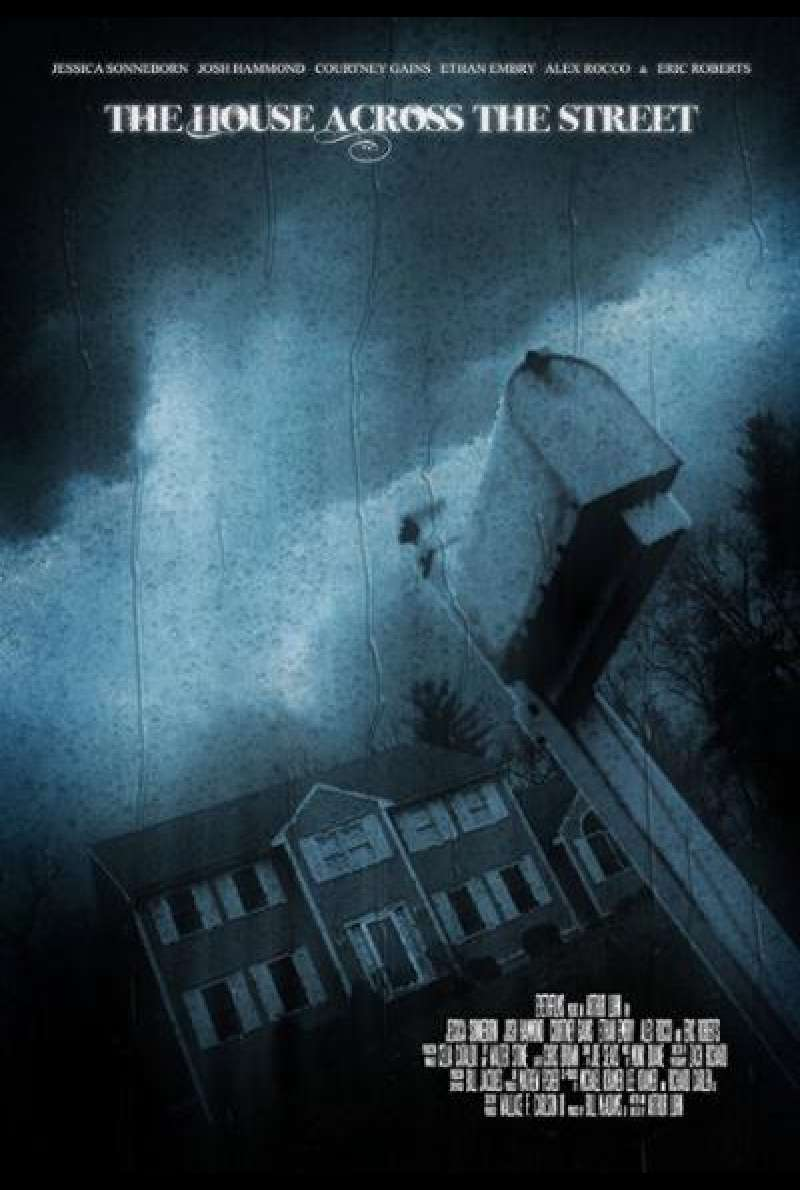 The House Across The Street - Filmplakat (US)
