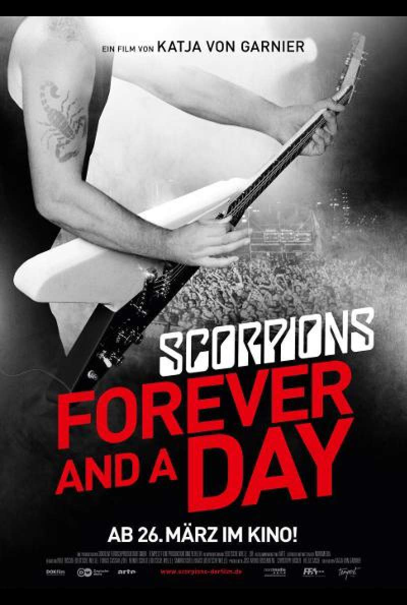 Forever And A Day - Filmplakat