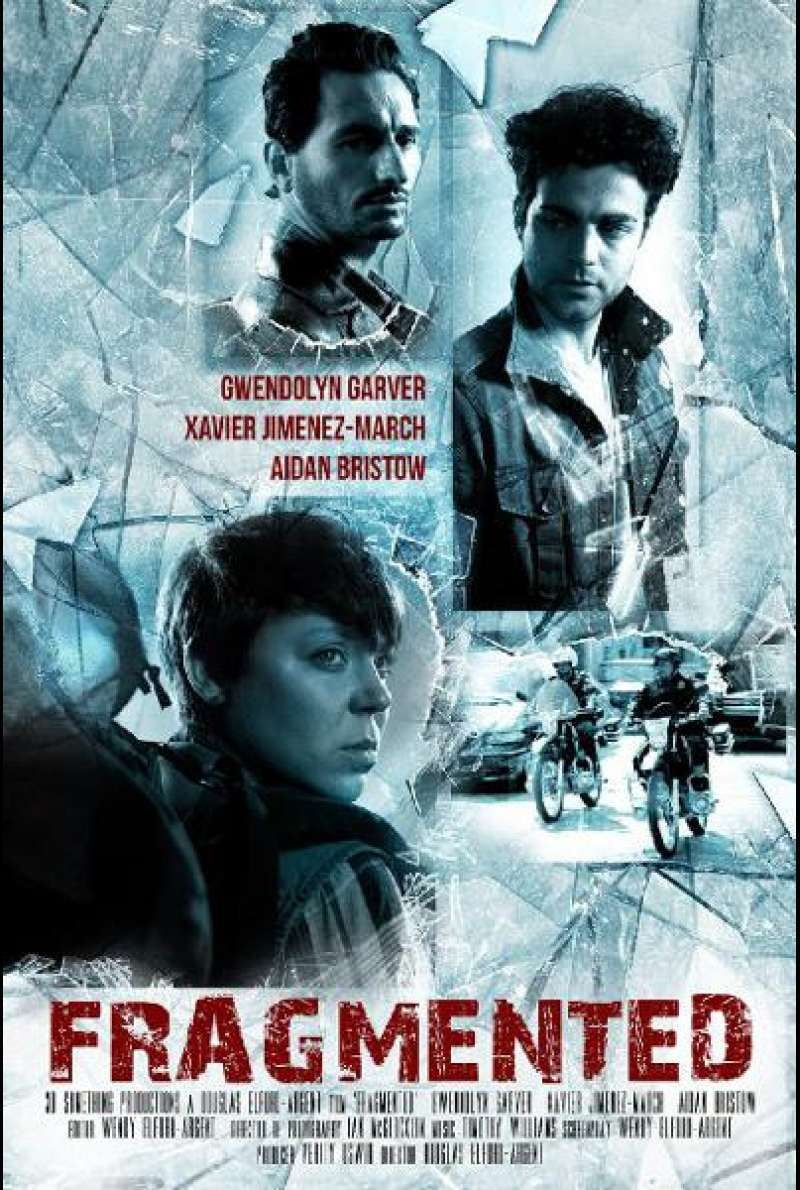 Fragmented - Filmplakat (US)