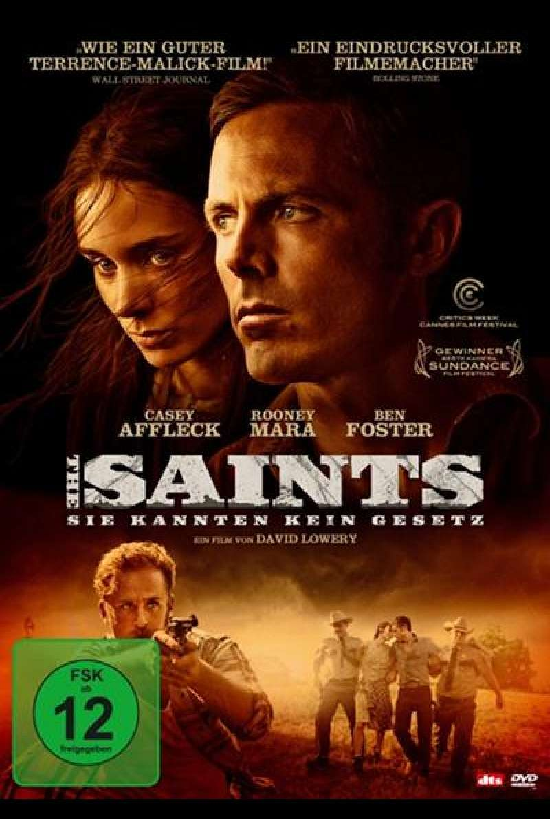 The Saints - Sie kannten kein Gesetz - DVD-Cover