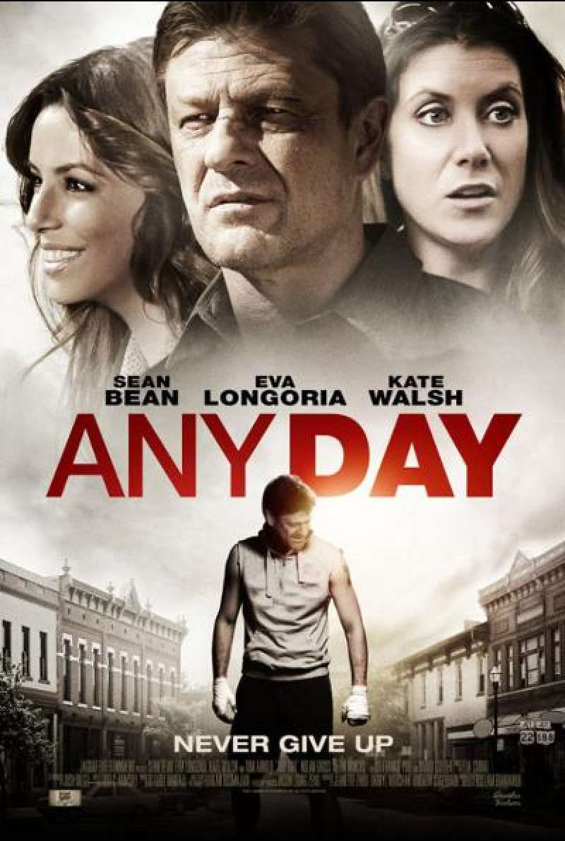 Any Day - Filmplakat (US)