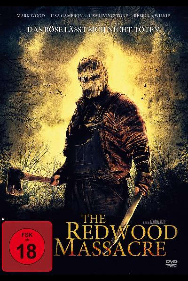 The Redwood Massacre - DVD-Cover
