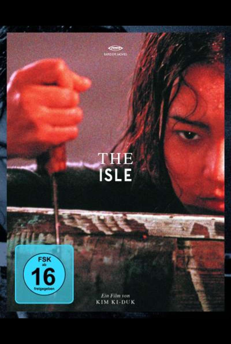 The Isle - DVD-Cover