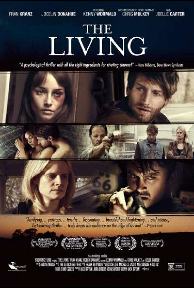 The Living - Filmplakat (US)