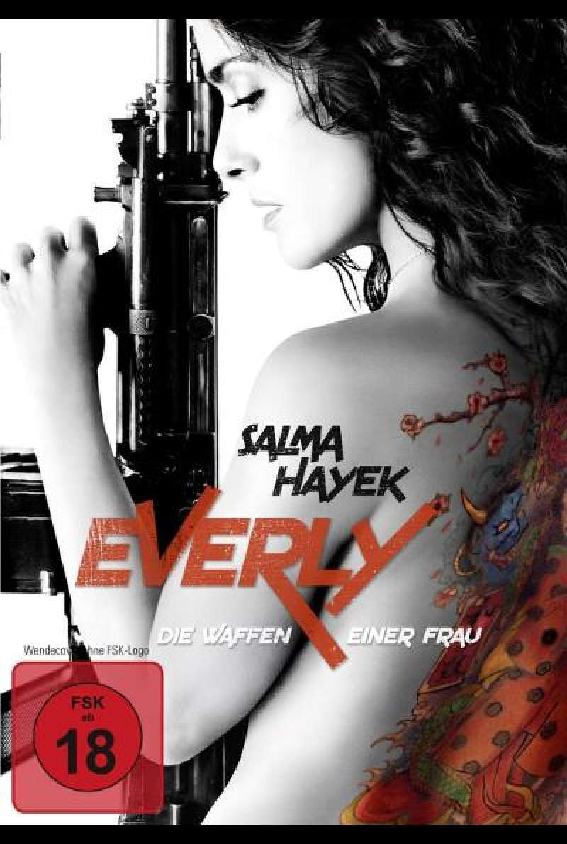 Everly - DVD-Cover