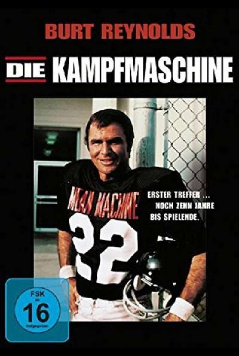 Die Kampfmaschine - DVD-Cover