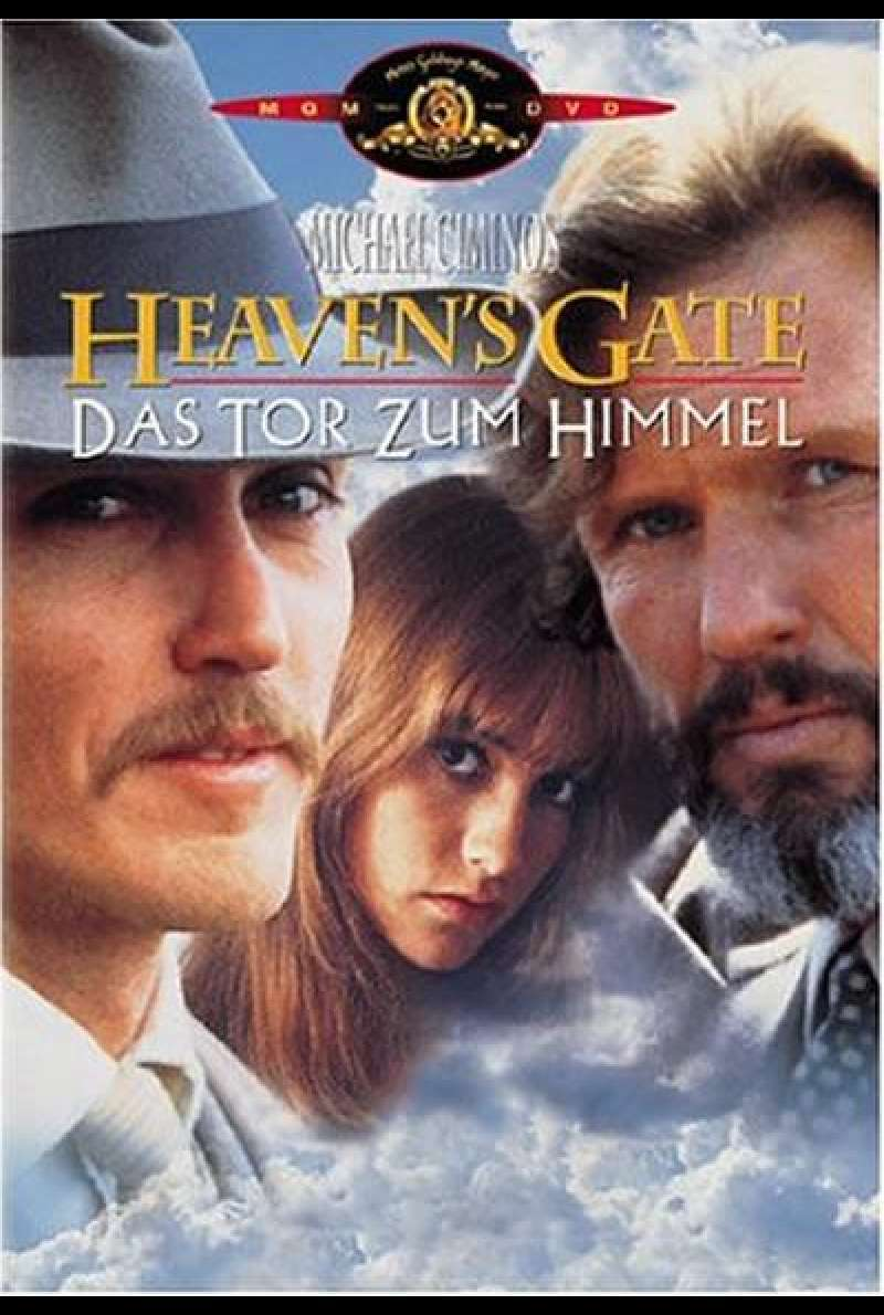 Heaven's Gate - DVD-Cover