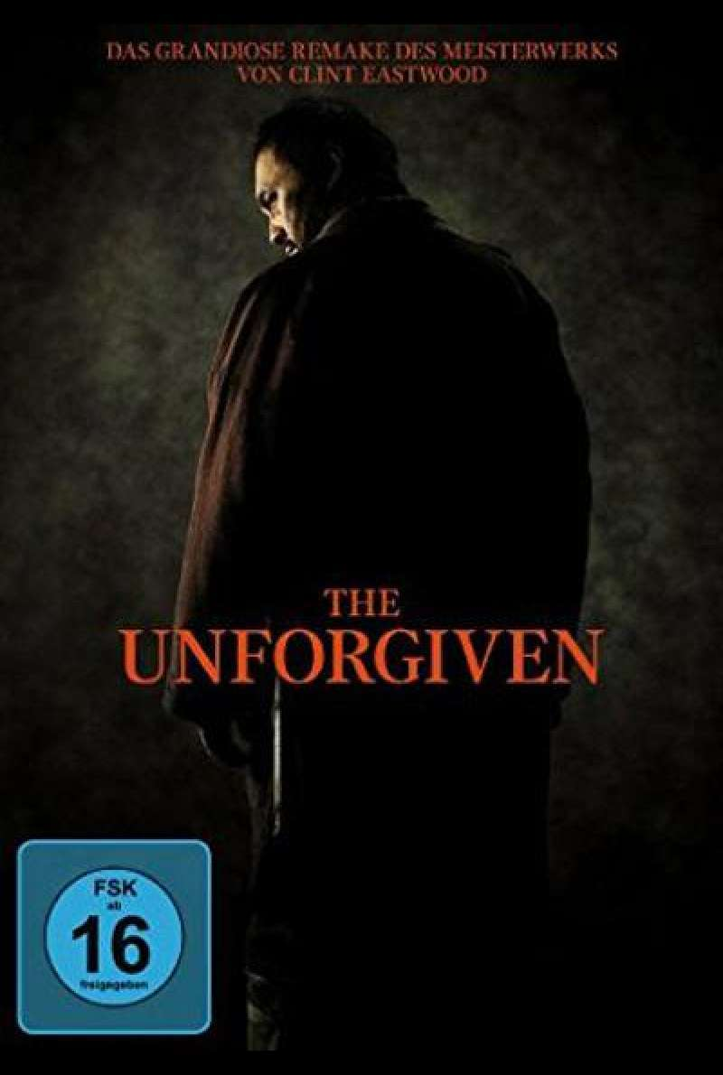 The Unforgiven - DVD-Cover