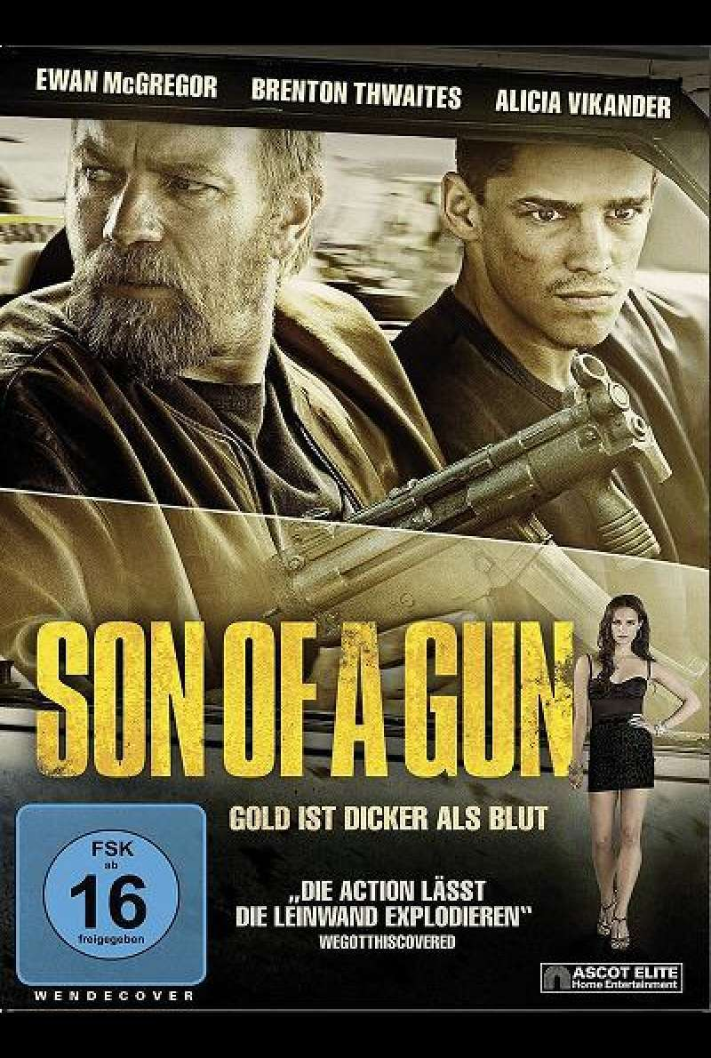 Son of a Gun - DVD-Cover