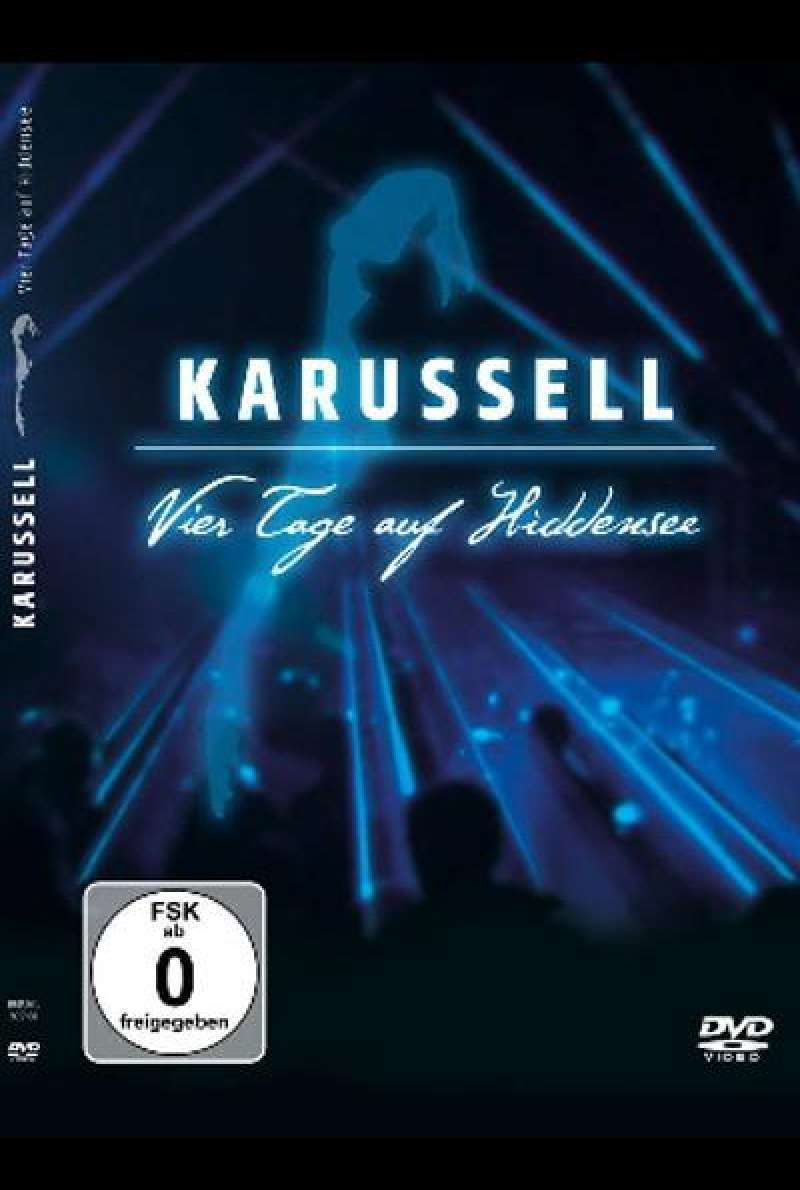 Karussell - Vier Tage auf Hiddensee - DVD-Cover