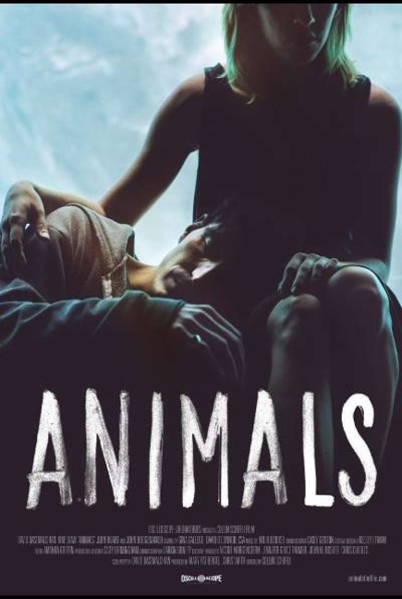 Animals - Filmplakat (US)
