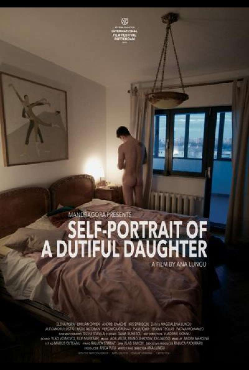 Self-portrait of a Dutiful Daughter - Filmplakat (INT)