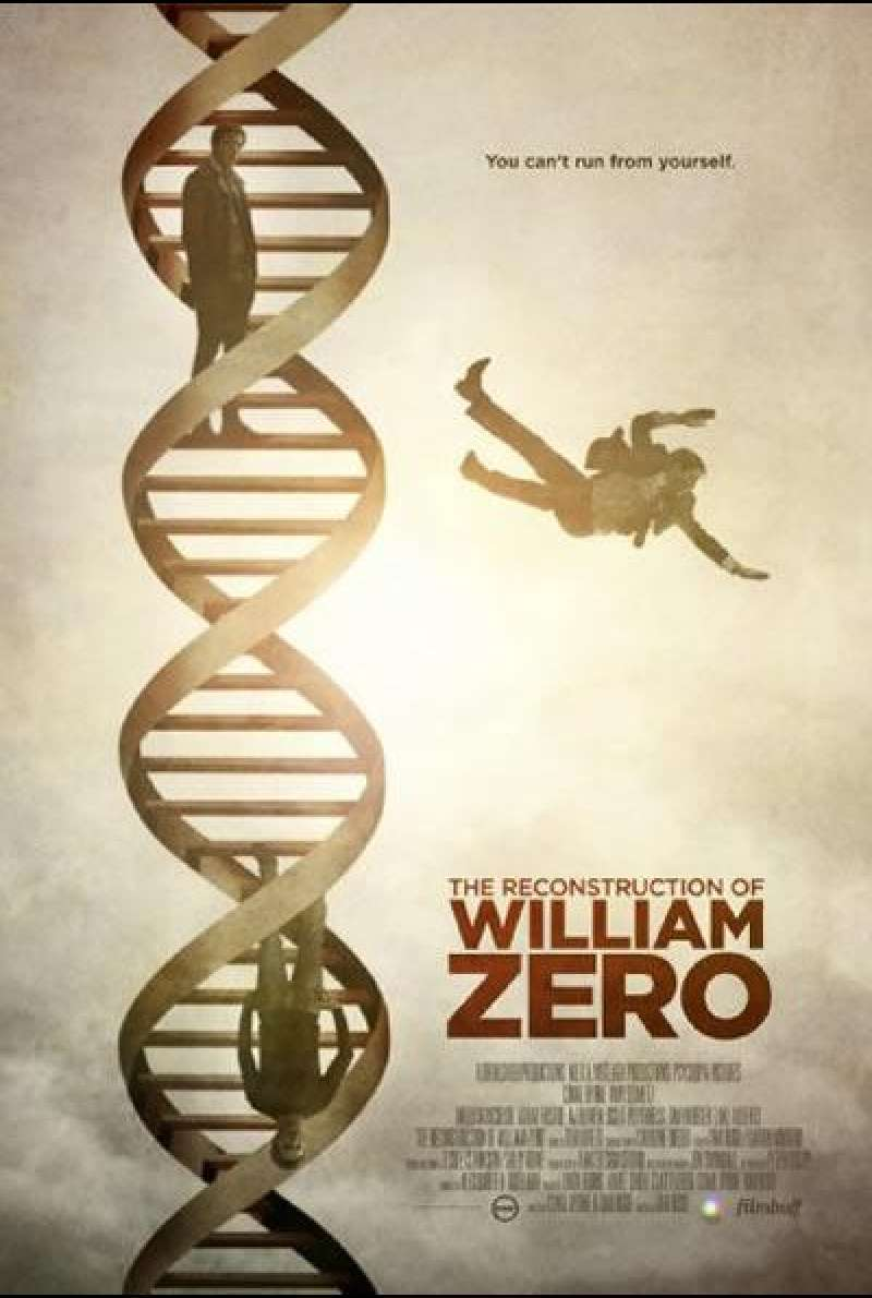 The Reconstruction of William Zero - Filmplakat (US)