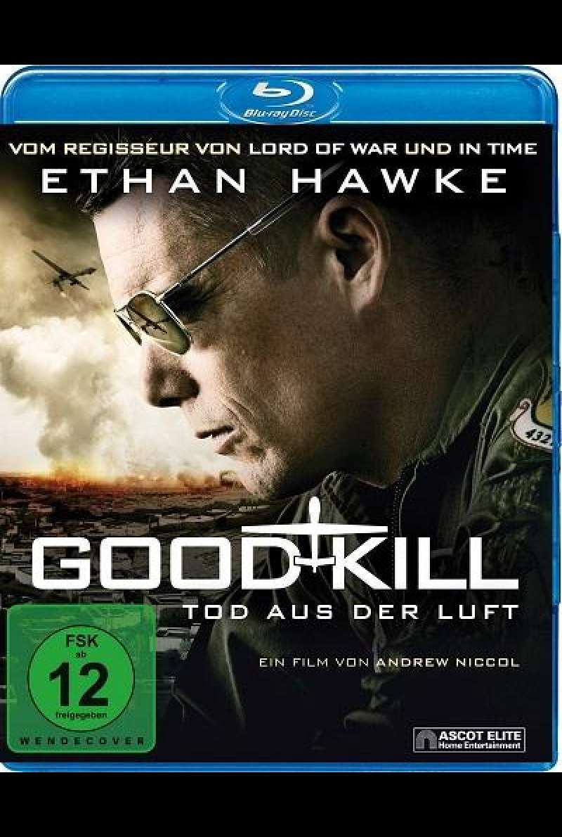 Good Kill - Blu-ray-Cover