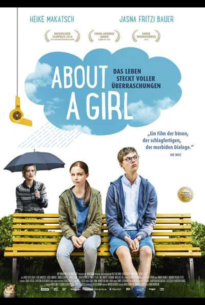 About A Girl - Filmplakat