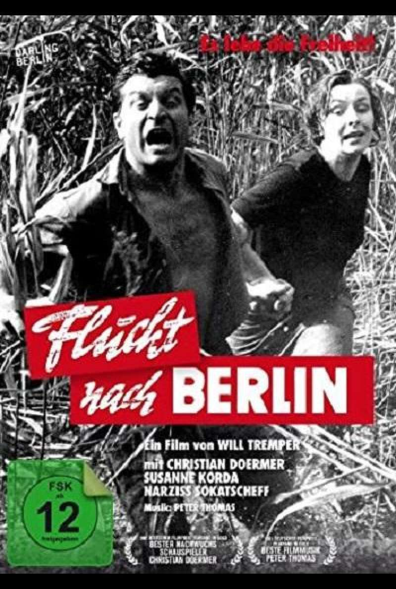 Flucht nach Berlin - DVD-Cover