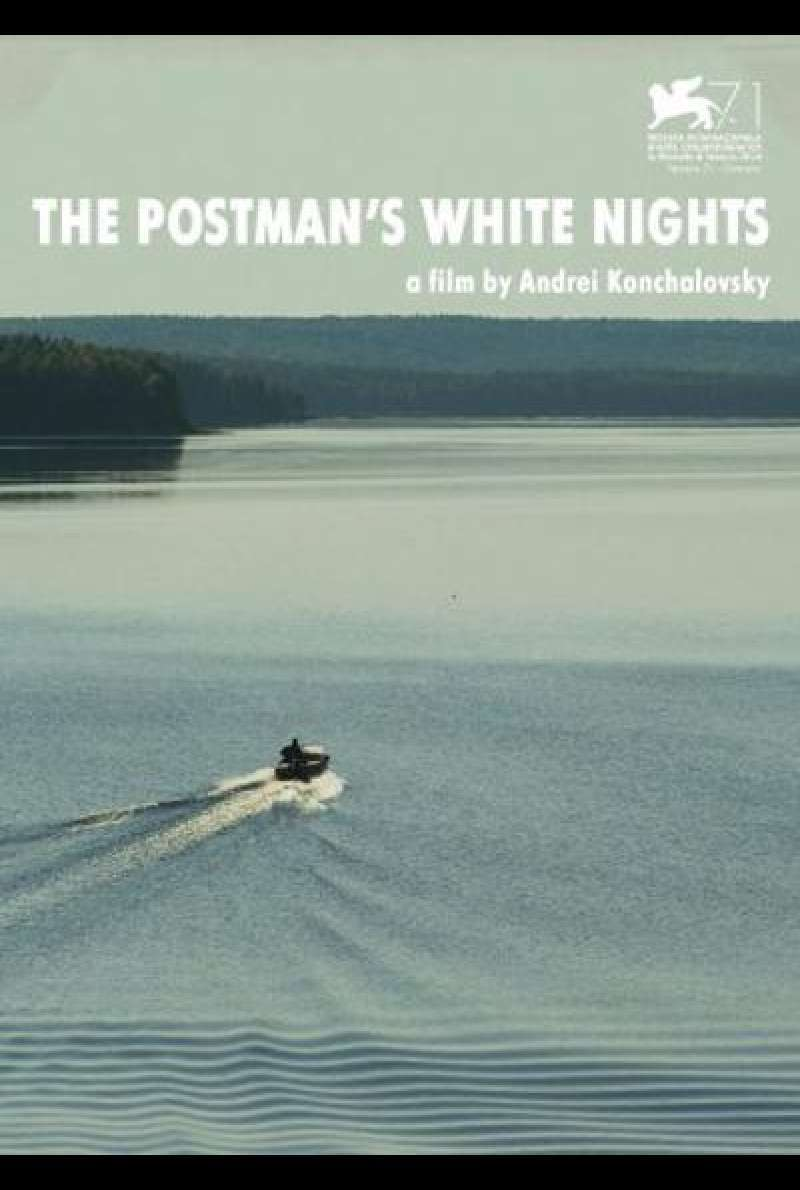 The Postman's White Nights - Filmplakat (INT)