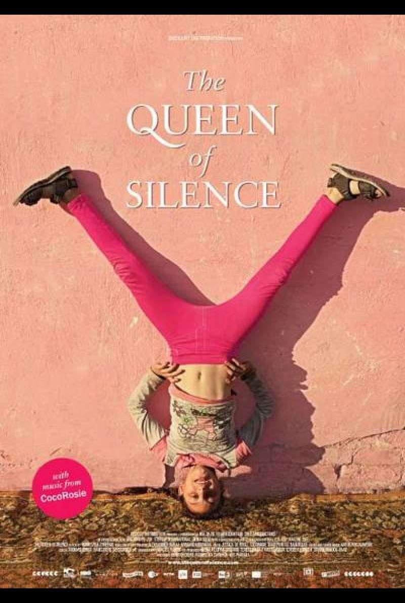 The Queen of Silence - Filmplakat
