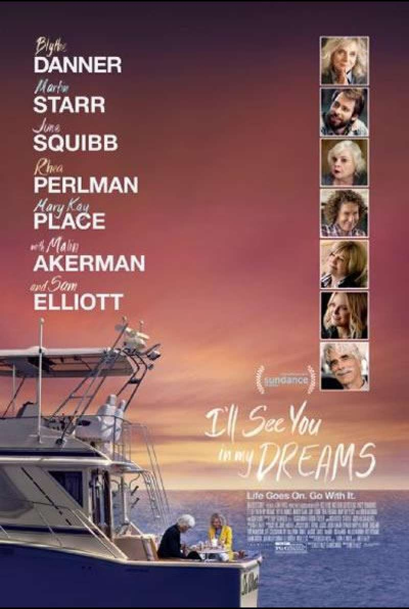 I'll See You in My Dreams - Filmplakat (US)