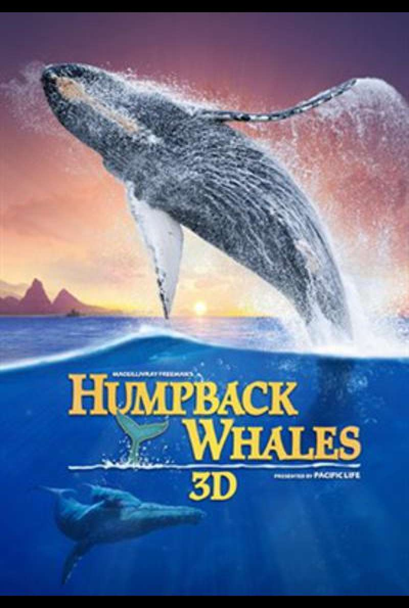 Humpback Whales - Filmplakat