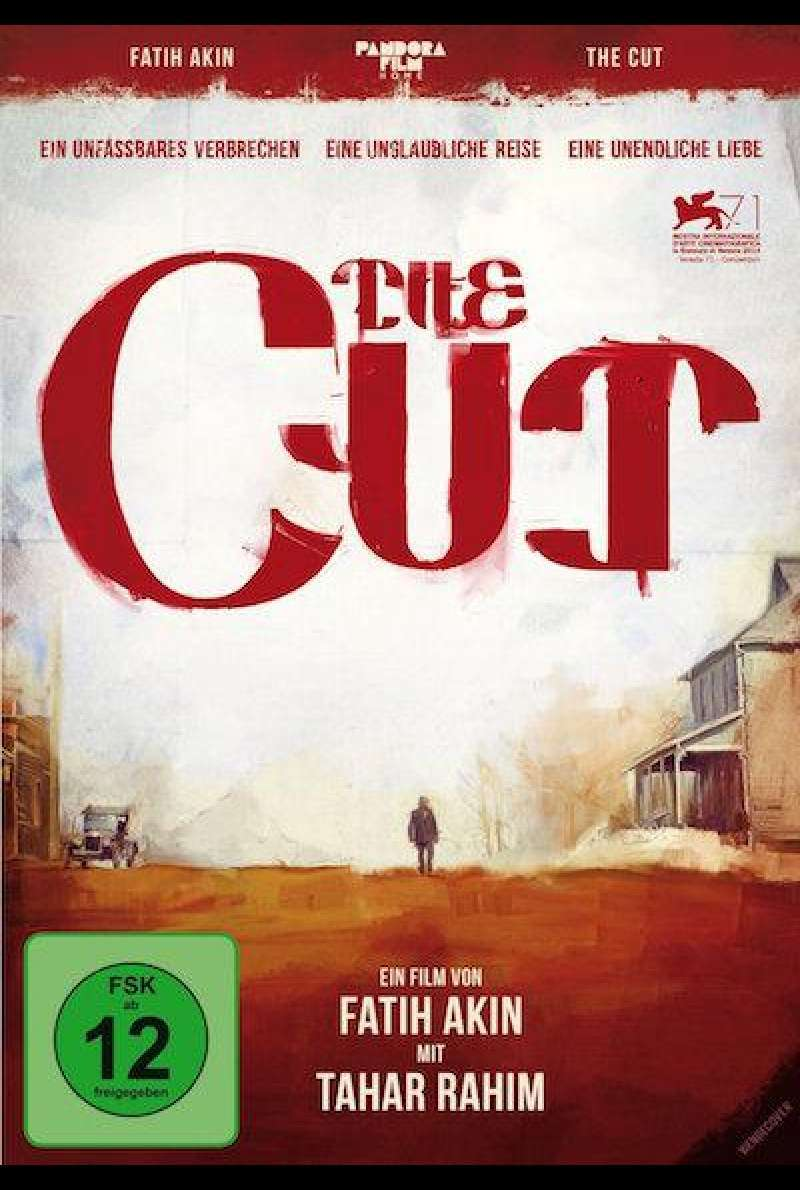 The Cut - DVD-Cover