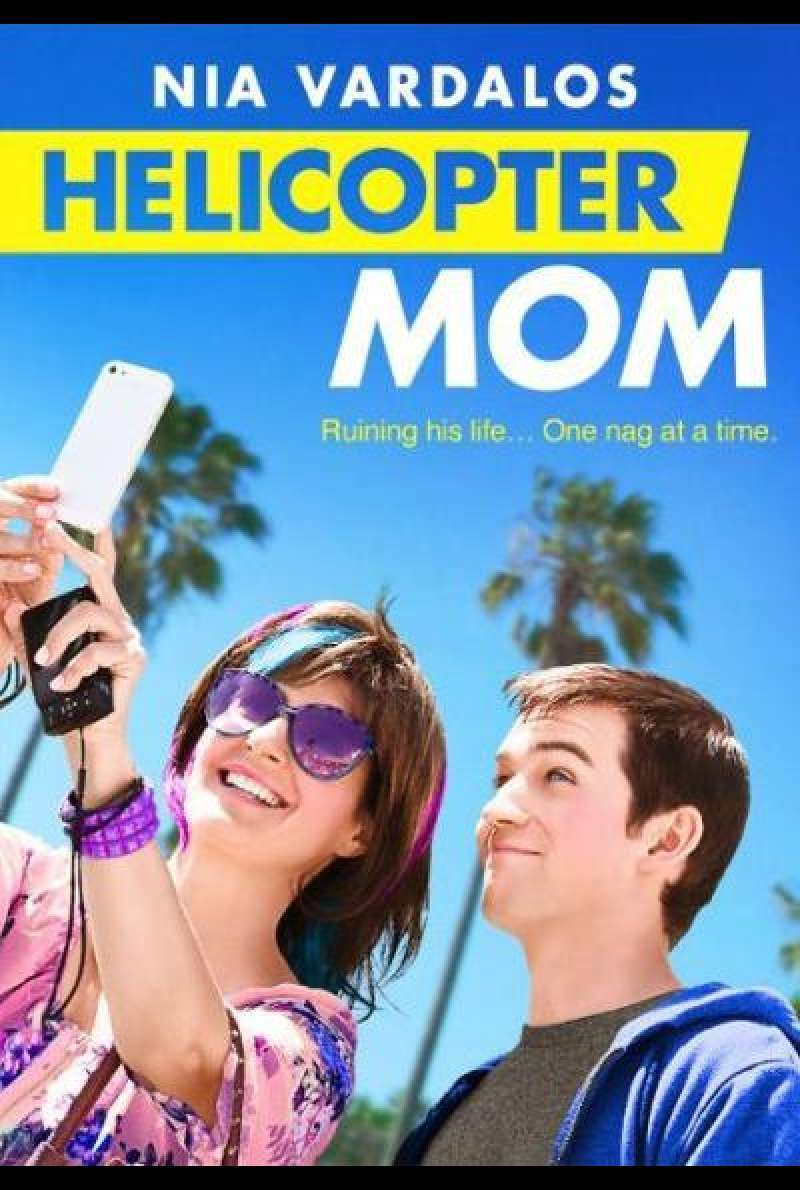 Helicopter Mom - Filmplakat (US)
