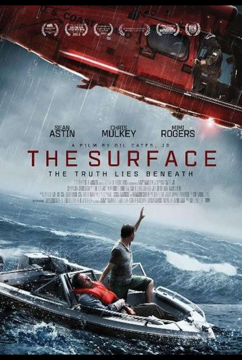 The Surface - Filmplakat (US)