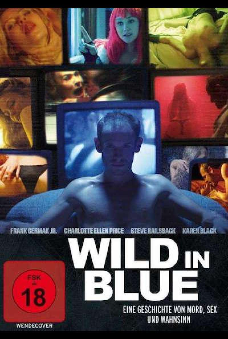 Wild in Blue - DVD-Cover