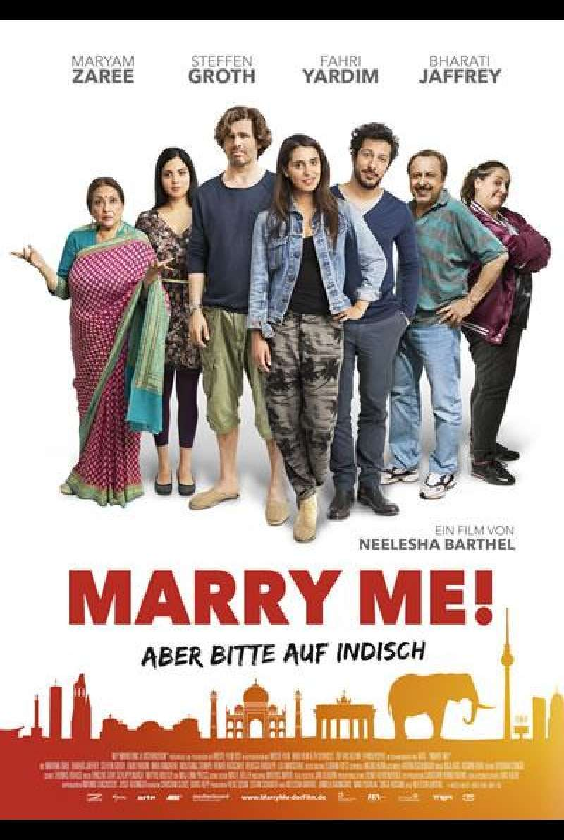 Marry Me & Family - Filmplakat