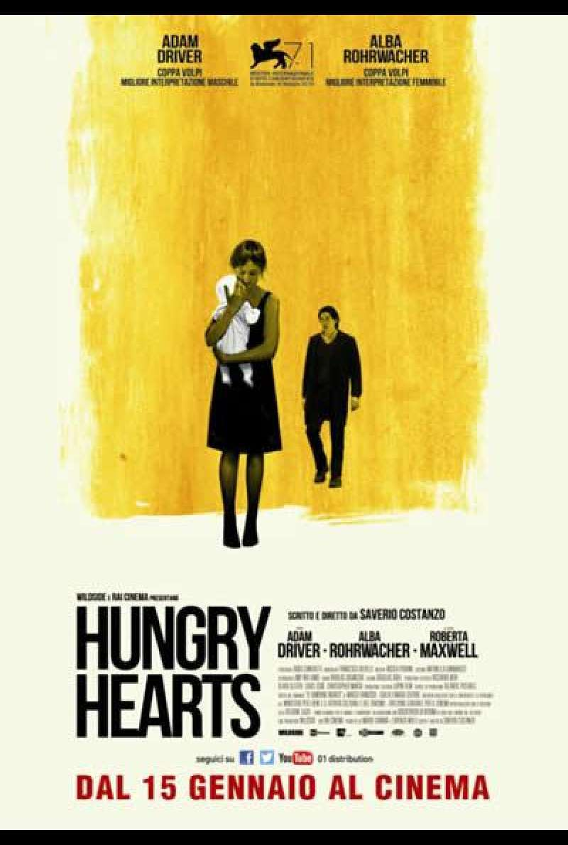 Hungry Hearts - Filmplakat (IT)