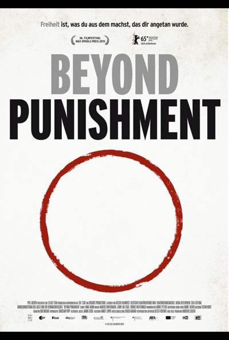 Beyond Punishment - Filmplakat