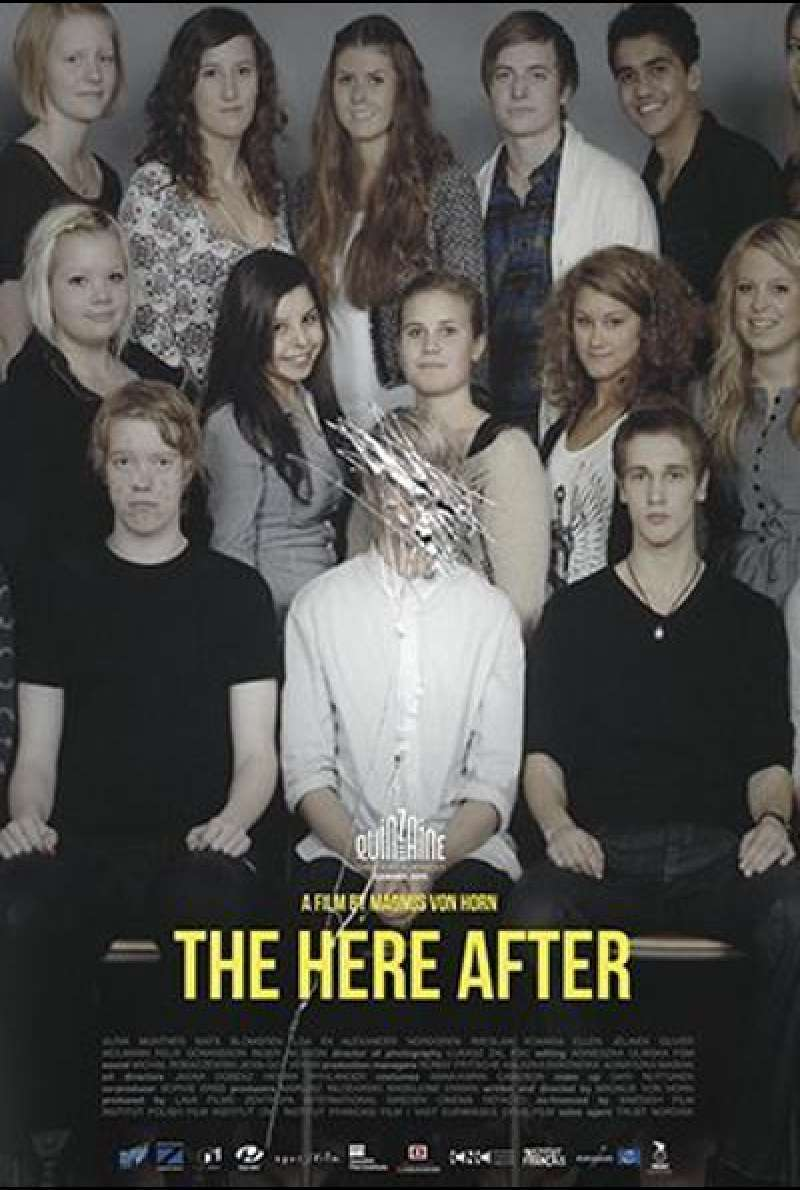 The Here After - Filmplakat (INT)
