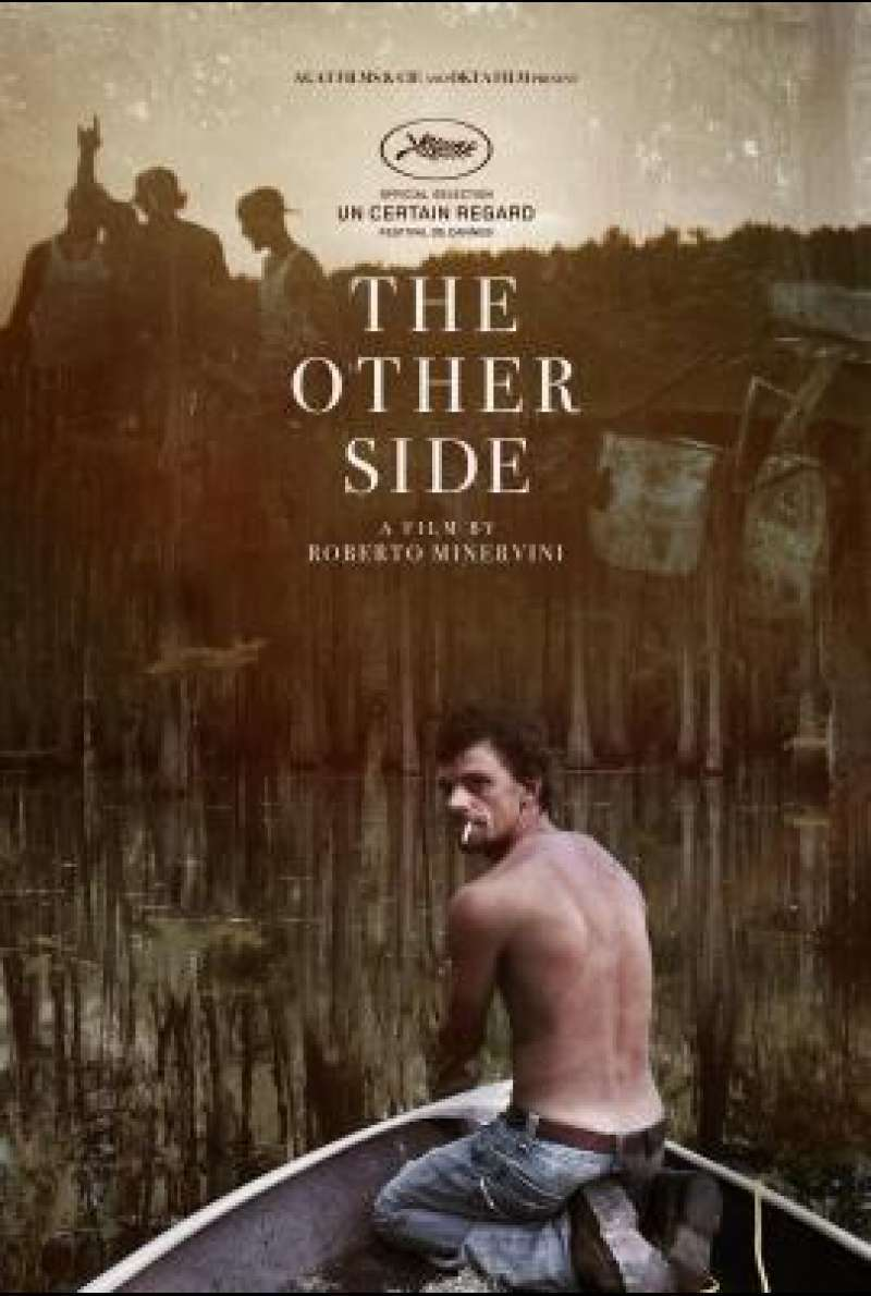 The Other Side - Filmplakat (INT)