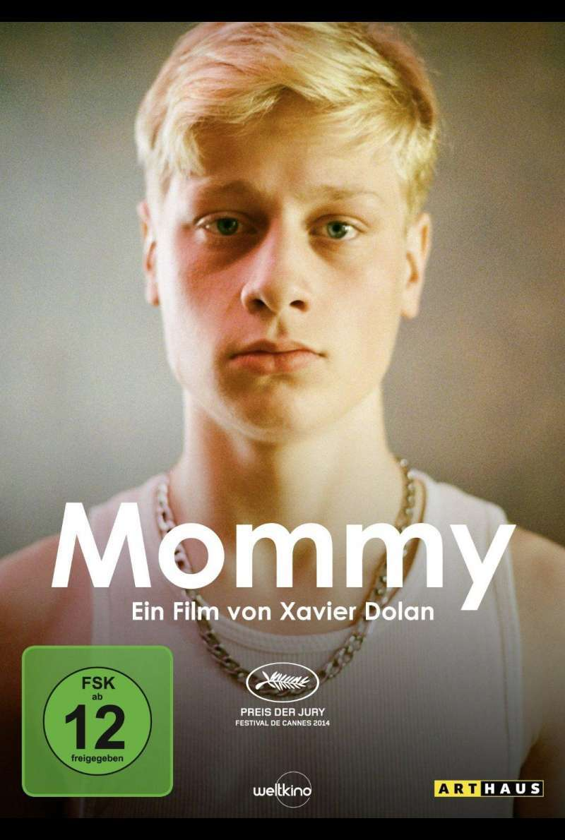 Mommy - DVD-Cover