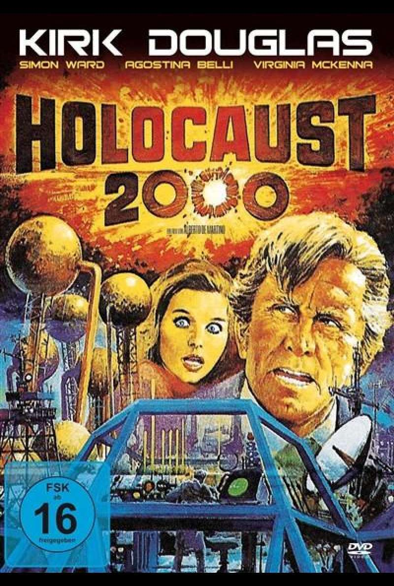 Holocaust 2000 - Limited Collectors Edition - DVD-Cover