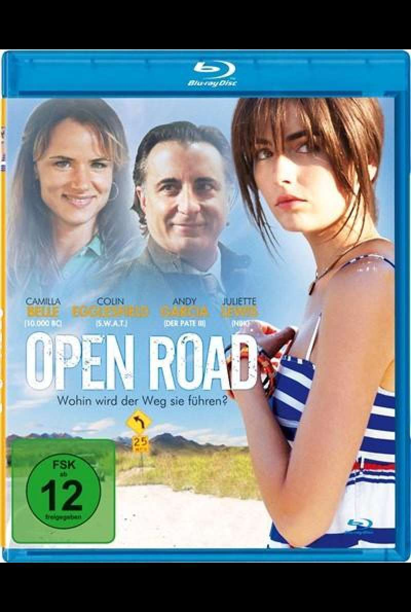 Open Road - Blu-ray-Cover