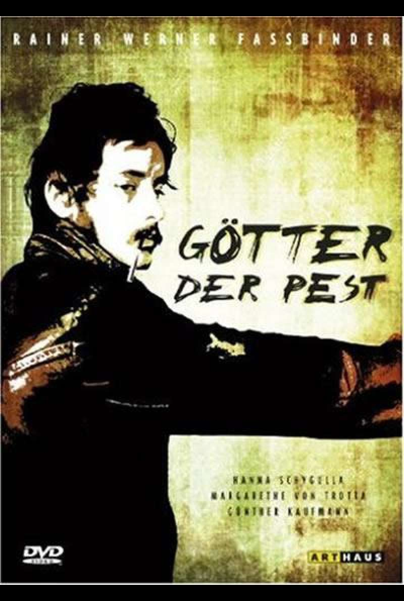 Götter der Pest - DVD-Cover