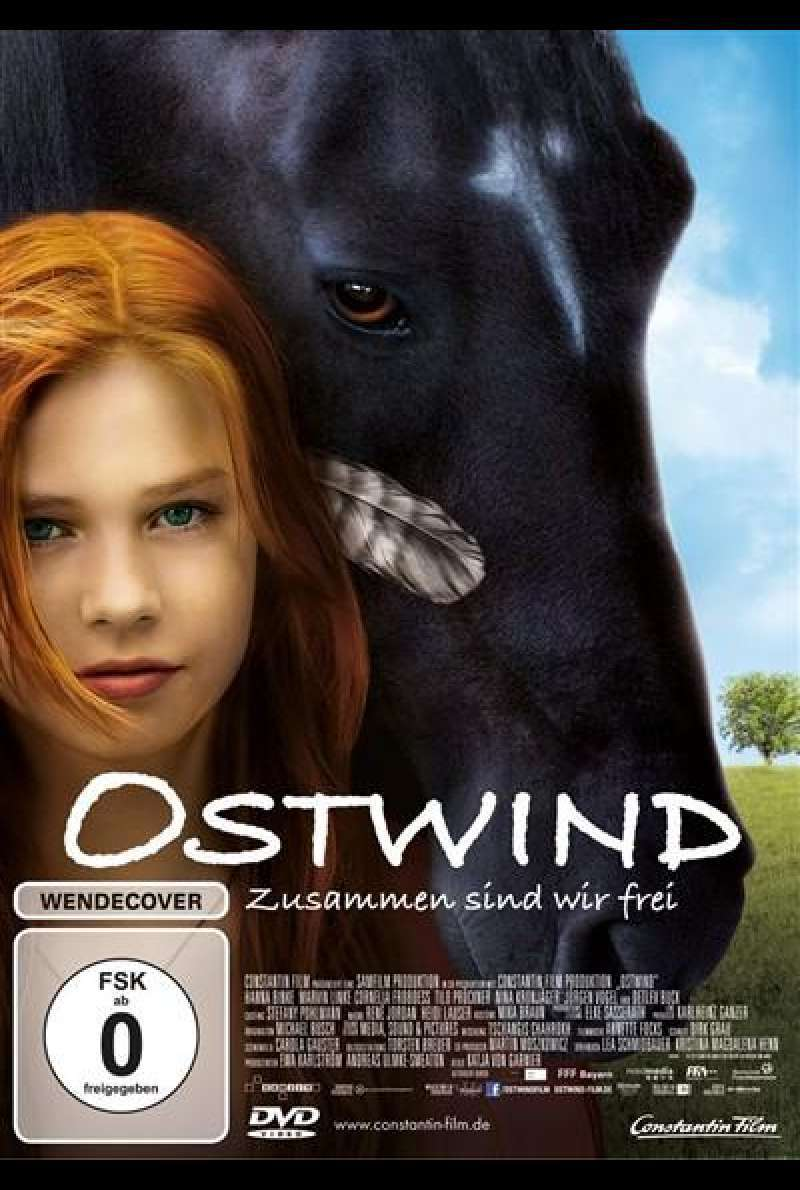 Ostwind - DVD-Cover