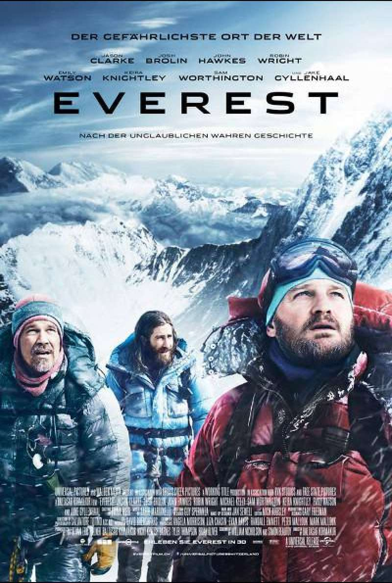 Everest - Filmplakat