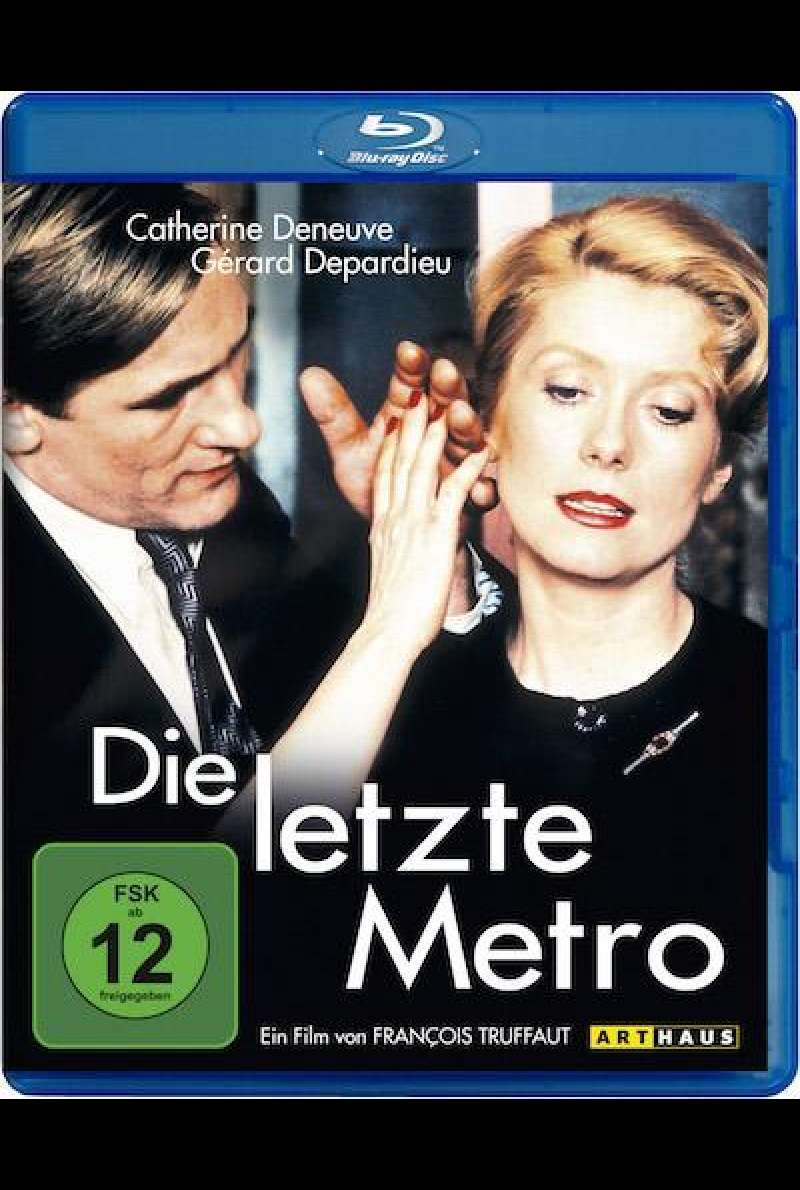 Die letzte Metro - Blu-ray Cover