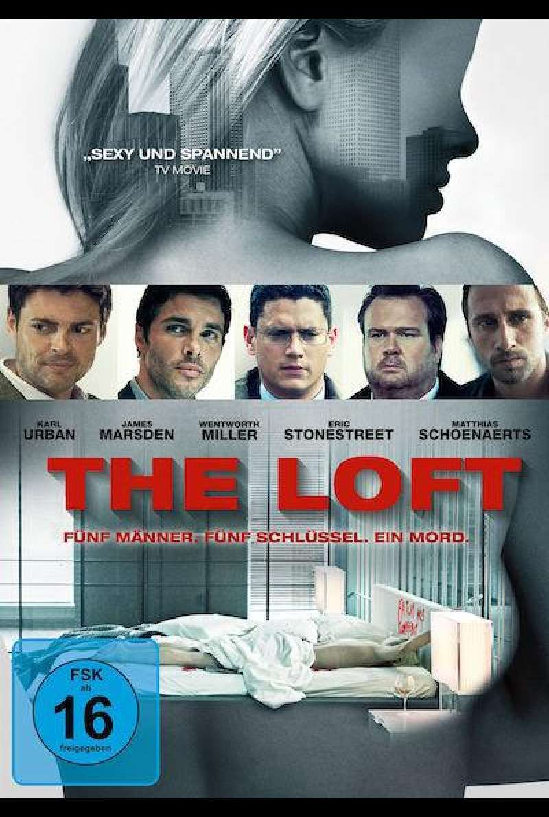 The Loft - DVD-Cover