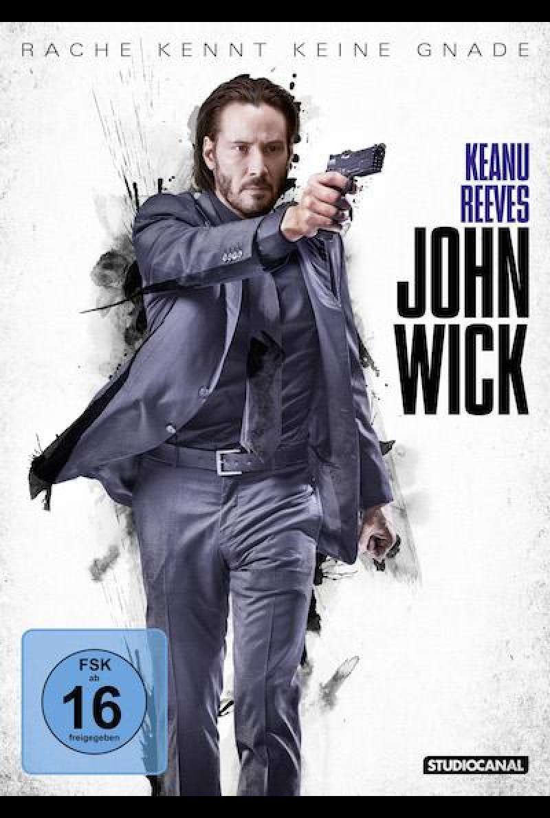 John Wick - DVD-Cover