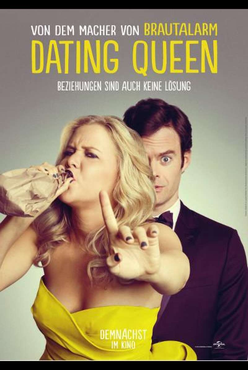 Dating Queen - Filmplakat