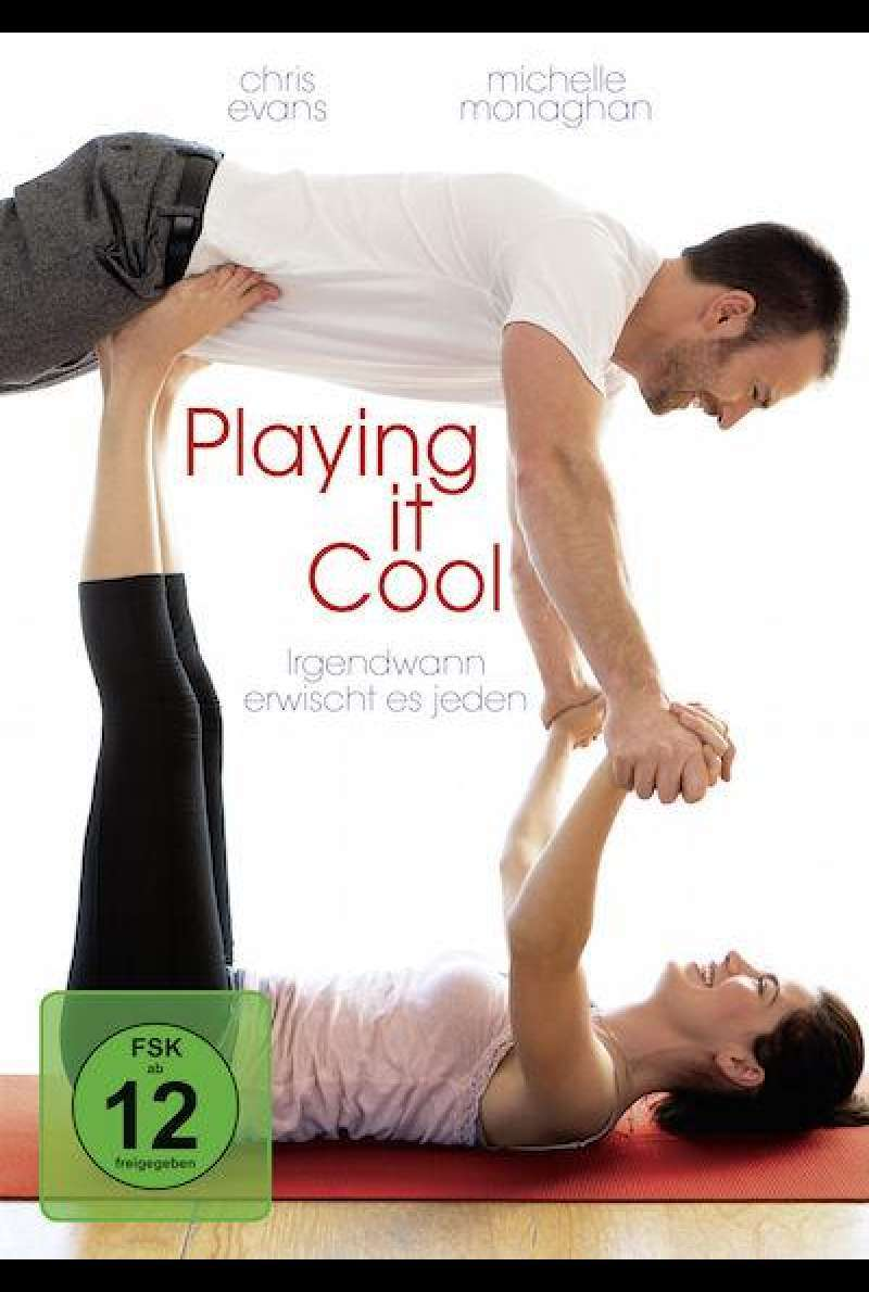 Playing It Cool - DVD-Cover