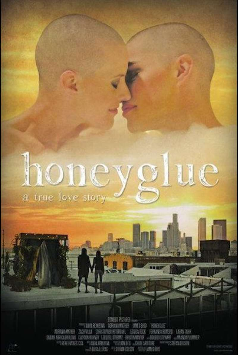 Honeyglue - Filmplakat (US)