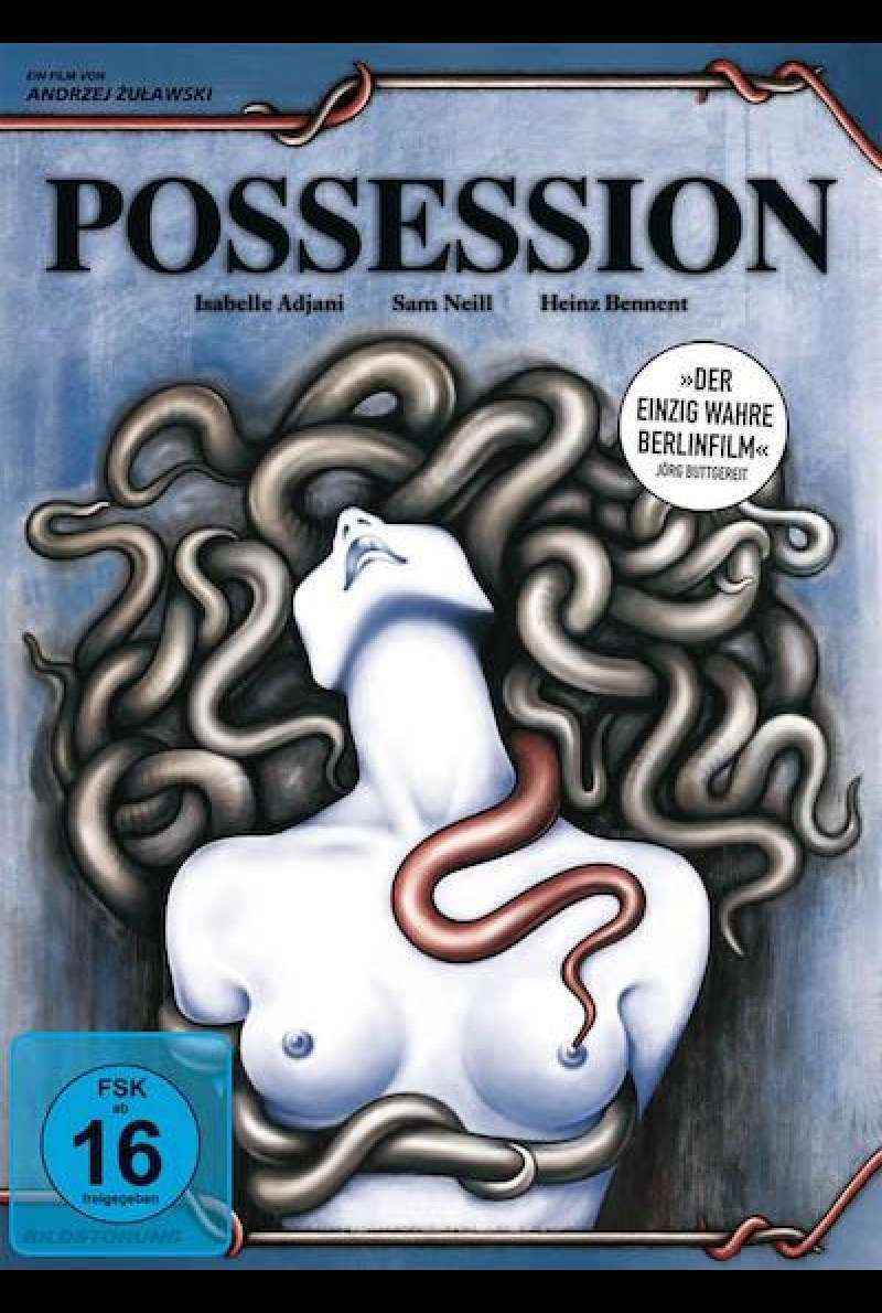 Possession - Blu-ray-Cover