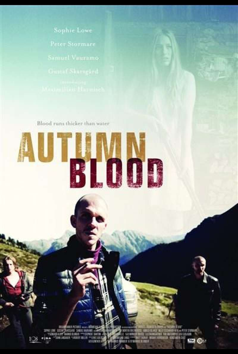 Autumn Blood - Filmplakat (AT)